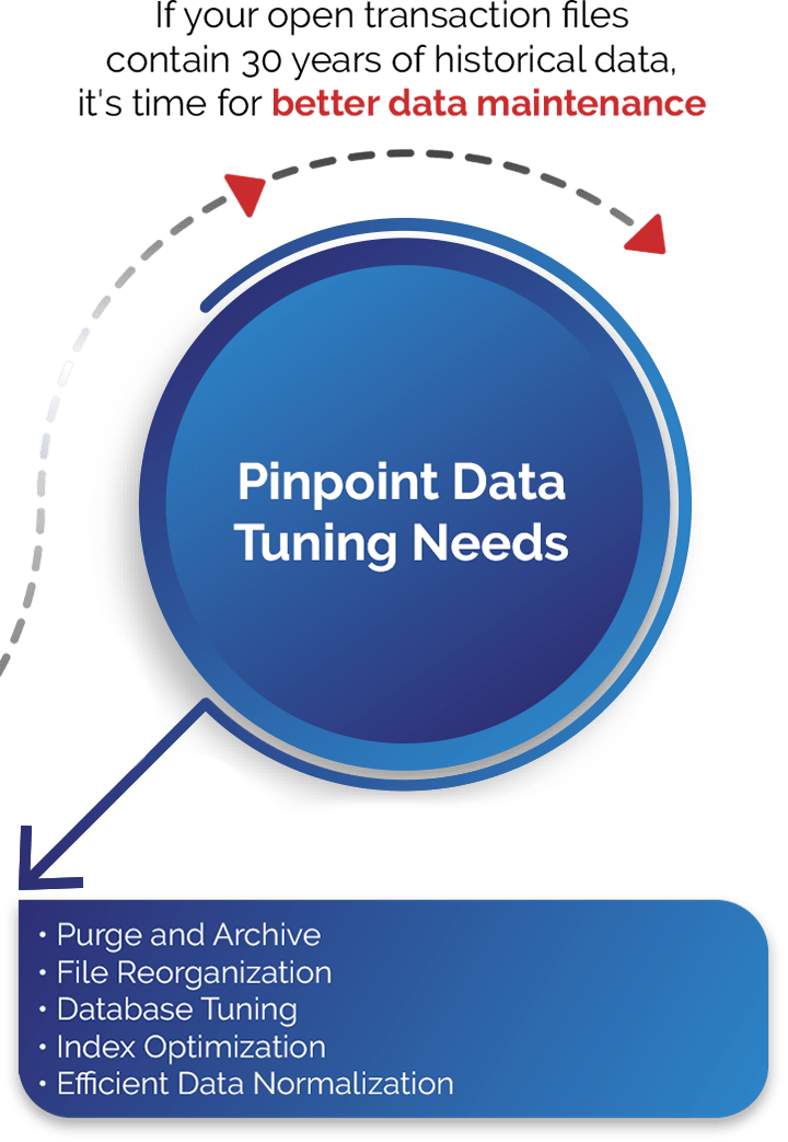 Analyze IBM i (AS400, iSeries) Pinpoint Data Tuning Needs
